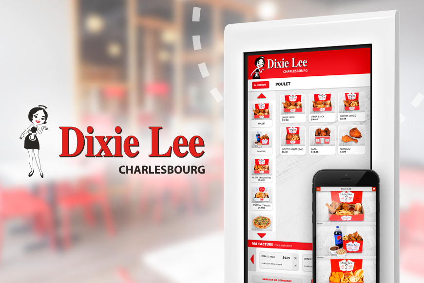 Dixie Lee Charlesbourg - Services iShopFood