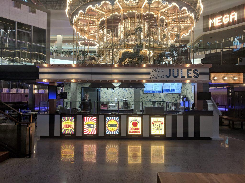 Jules - Kiosque