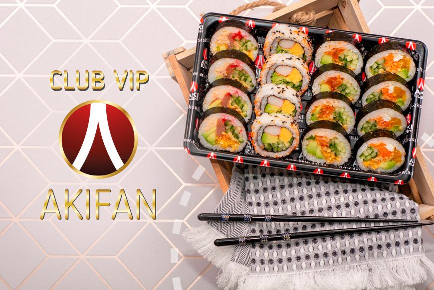 AkiFan - Online ordering mobile app