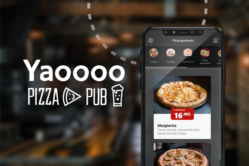 Yaoooo Pizza Pub - Commande en ligne