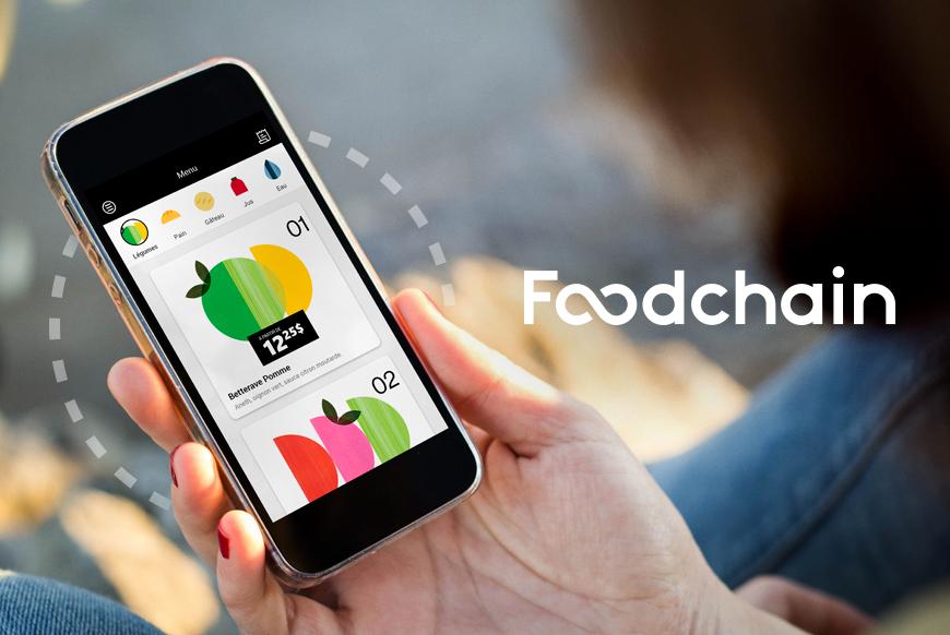 Foodchain - Commande en ligne