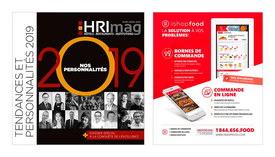 iShopFood - Magazine HRImag 2019