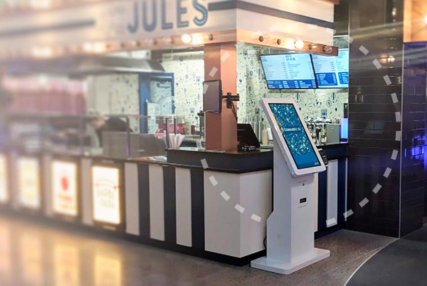 Jules - Borne de commande et Affichage numérique