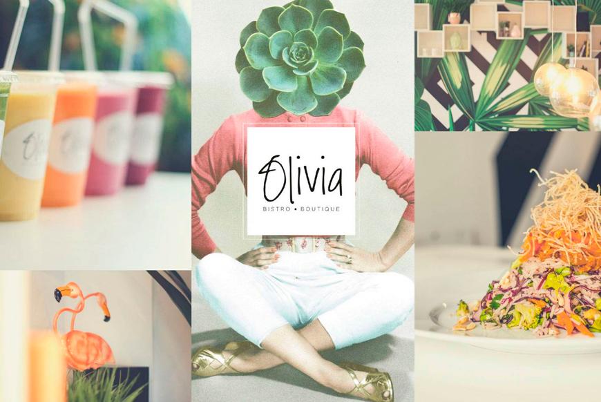 Olivia Bistro Boutique - Commande en ligne