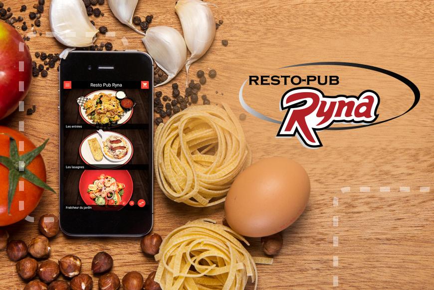 Resto-Pub Ryna - Online ordering
