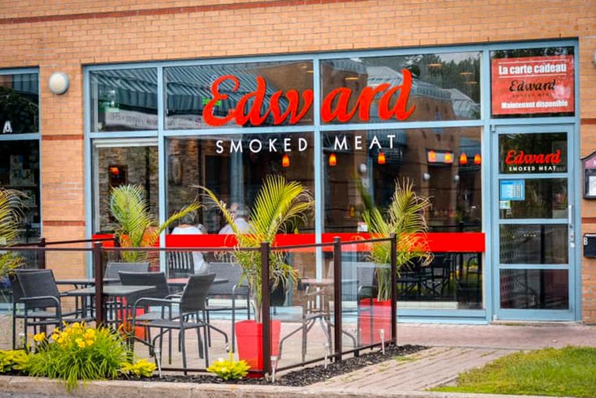 Edward Smoked Meat - Commande en ligne