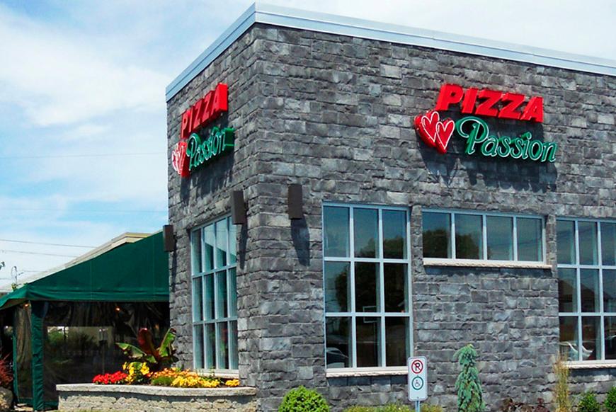 Pizza Passion - Commande en ligne