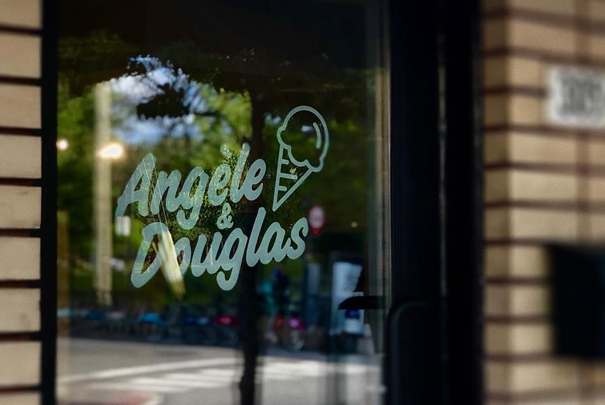 La commande en ligne chez Angèle et Douglas